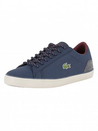 Lacoste Navy Lerond 417 1 CAM Trainers