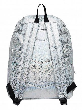 Hype Glitter Snake Backpack