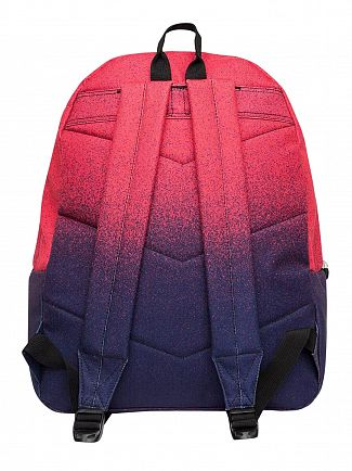 Hype Cherry Fuzz Backpack