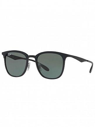 Ray-Ban Black Tortoise Sunglasses