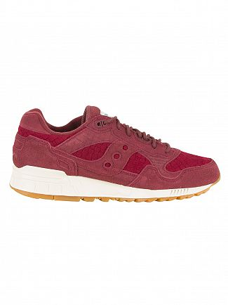 Saucony Rouge Sombre Shadow 5000 Trainers