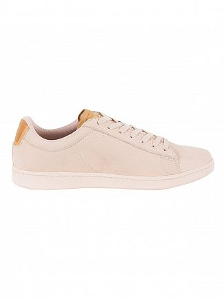Lacoste Pink Carnaby EVO 317 9 SPM LT Trainers
