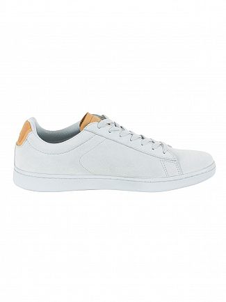 Lacoste Blue Carnaby EVO 317 9 SPM LT Trainers