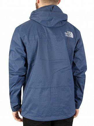 The North Face Shady Blue 1990 Mountain Q Jacket