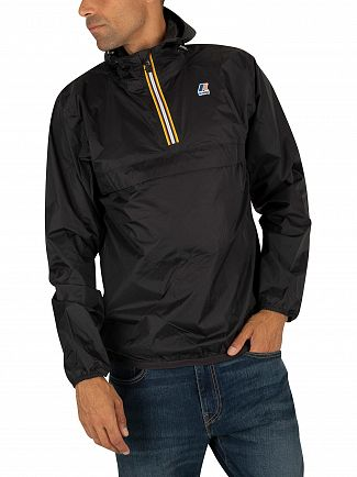 K-Way Black Le Vrai 3.0 Leon Jacket