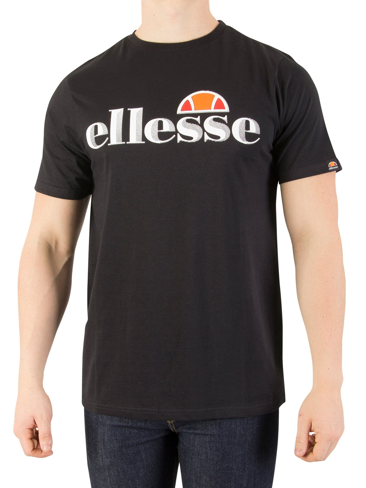 Stand-out.net Ellesse Anthracite Bakko T-Shirt