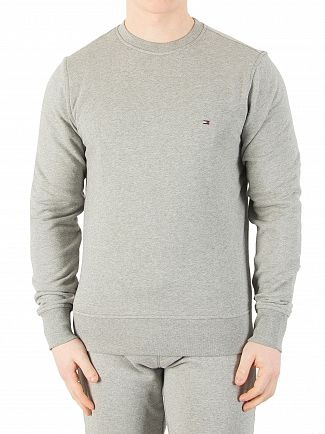 Tommy Hilfiger Cloud Heather Core Sweatshirt
