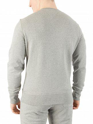 Tommy Hilfiger Cloud Heather Core Sweatshirt