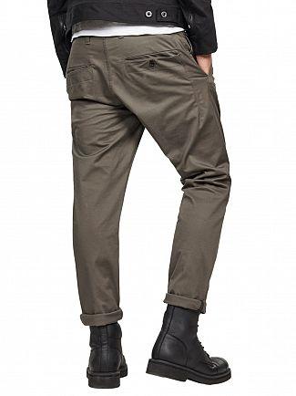 G-Star Grey Bronson Slim Chinos