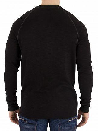 G-Star Dark Black RC Jirgi Longsleeved T-Shirt