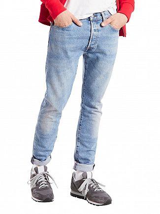 Levi's West Coast 501 Skinny Jeans