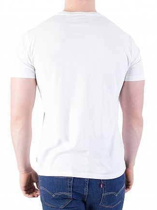 Levi's White Graphic 84 T-Shirt
