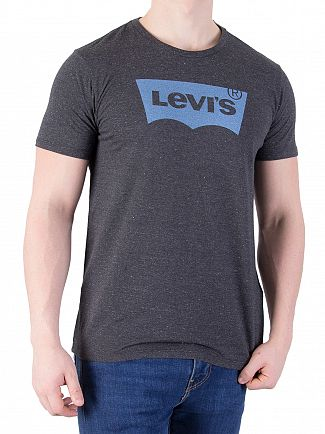 Levi's Black Housemark Graphic T-Shirt