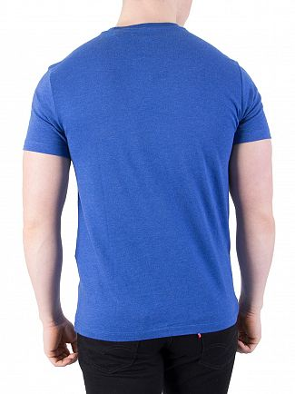 Levi's True Blue Setin Sunset Pocket T-Shirt