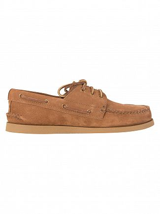 Sperry Top-Sider Noce A/O 3-Eye Nubuck Boat Shoes