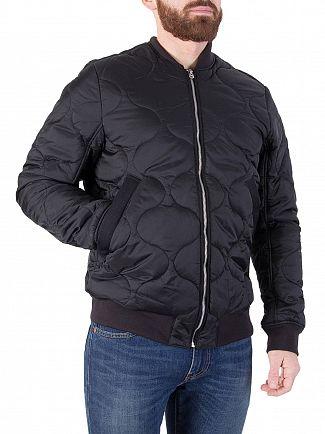 G-Star Black Meefic Bomber Jacket