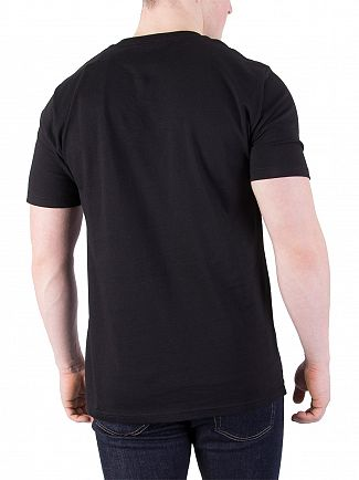 Carhartt WIP Black Collage T-Shirt
