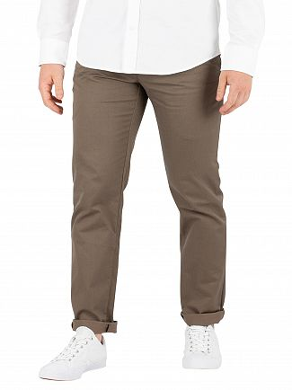 Carhartt WIP Tundra Sid Slim Tapered Rinsed Chinos