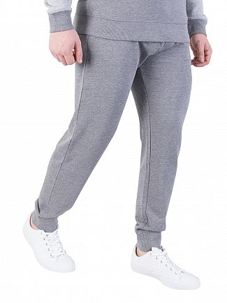 Tommy Hilfiger Mid Grey Heather Marled Joggers