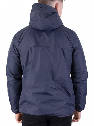 K-Way Blue Depth Le Vrai 3.0 Claude Orsetto Jacket