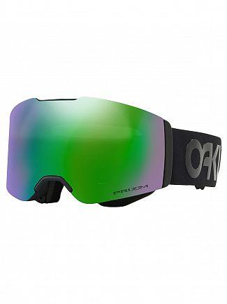 Oakley Jade Iridium Fall Line Factory Pilot Blackout Prizm Snow Goggles