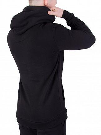 Sik Silk Black/Gold Pullover Hoodie