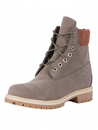 Timberland Olive Icon 6-Inch Boots