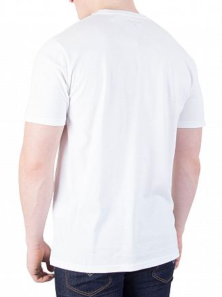 Carhartt WIP White Collage T-Shirt