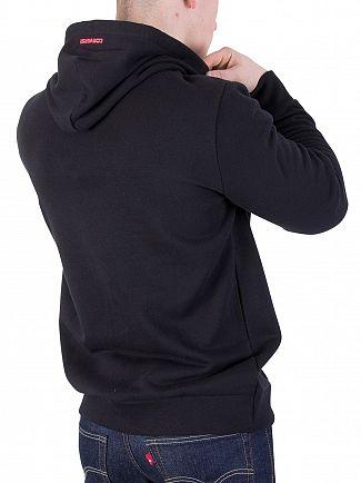 Converse Black Pullover Hoodie