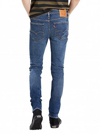 Levi's Williamsburg 519 Extreme Skinny Fit Jeans