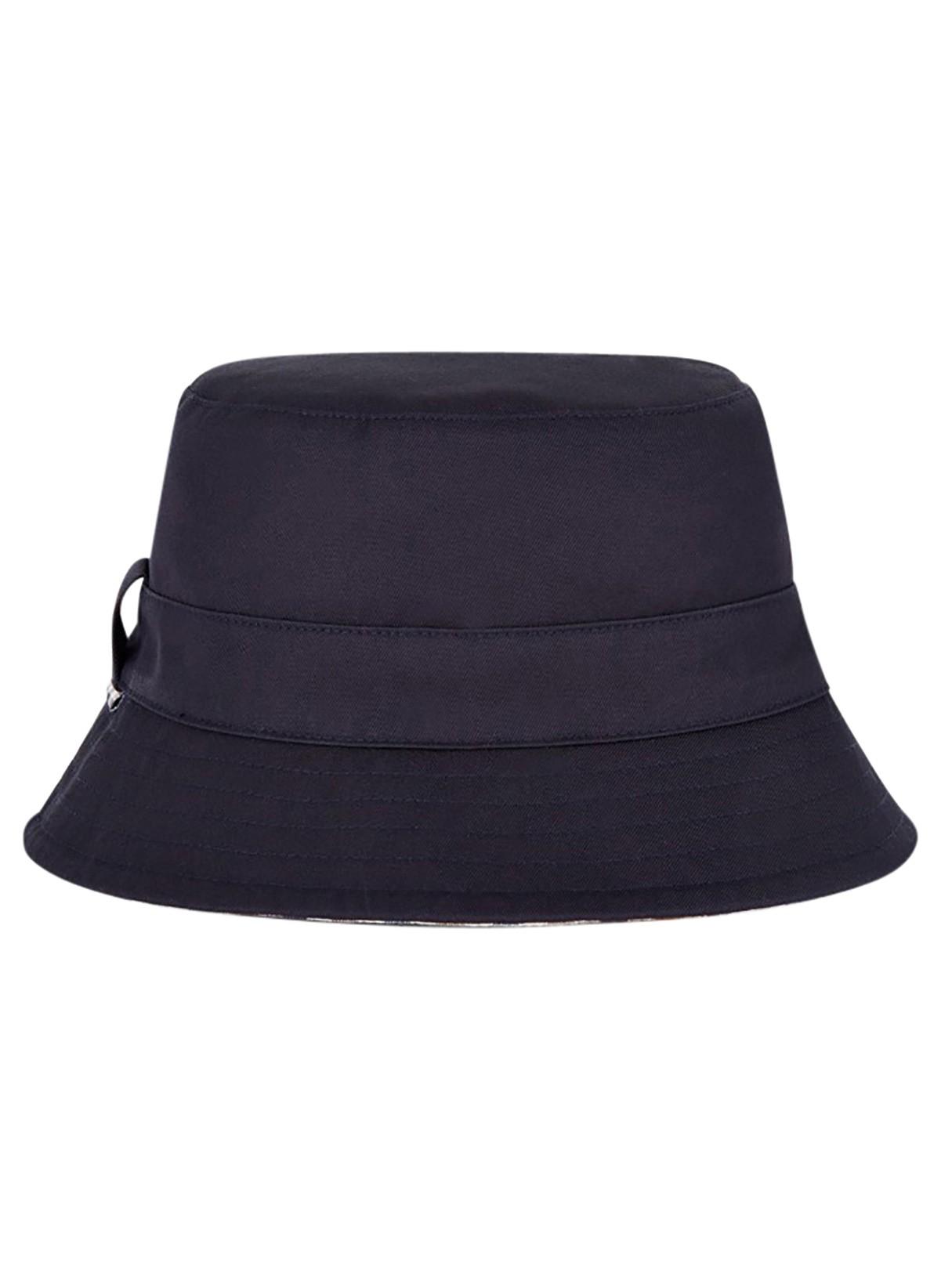 59adfc5fa2d Aquascutum Navy Reversible Bucket Hat