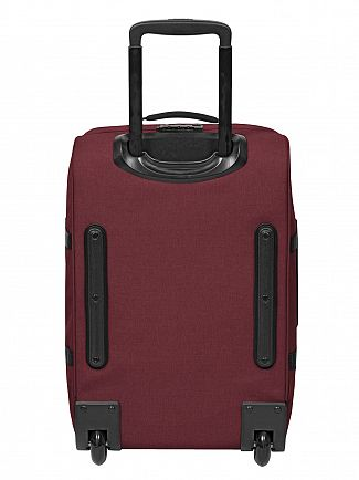 Eastpak Crafty Wine Tranverz S Cabin Luggage