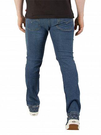 Levi's Huxley 510 Skinny Fit Jeans