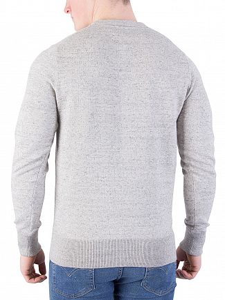 Tommy Hilfiger Oyster Gray Heather Iggy Sweatshirt