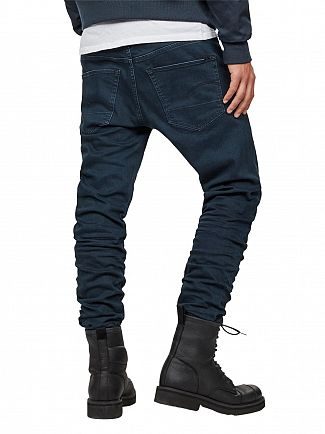 G-Star Legion Blue 3301 Slim Jeans