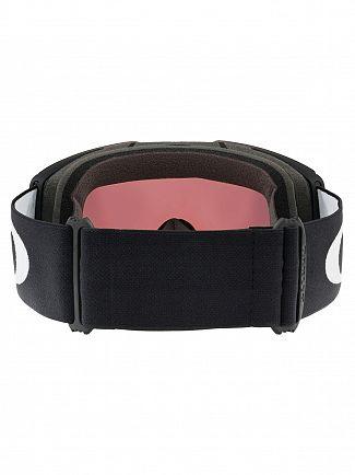 Oakley Matte Black/Torch Iridium Fall line Prizm Snow Goggles