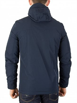 Superdry Super Dark Navy Vessel Jacket