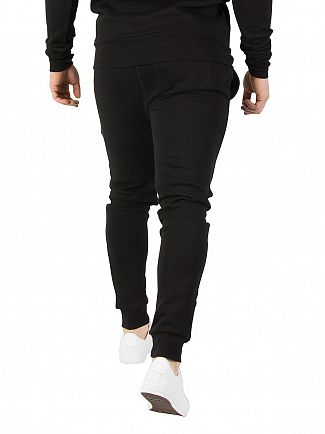 11 Degrees Black Gold Joggers