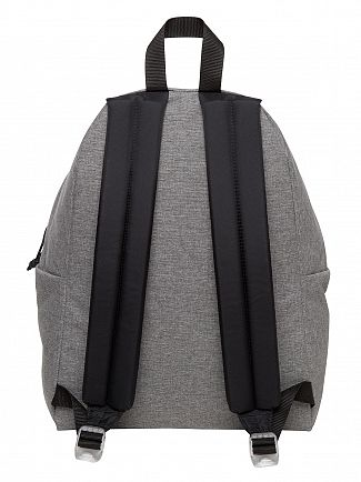 Eastpak Frosted Grey Padded Pak'R Backpack