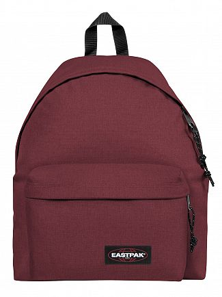 Eastpak Crafty Wine Padded Pak'R Backpack
