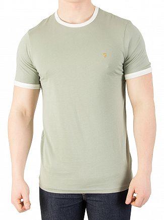 Farah Vintage Balsam Groves Ringer T-Shirt
