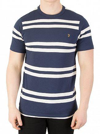 Farah Vintage Yale Hewitt T-Shirt