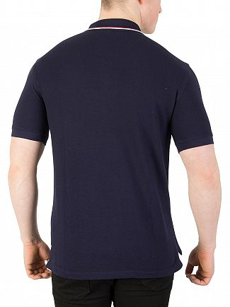 Fila Vintage Peacoat Fila Lomardo Polo Shirt