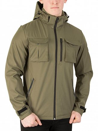 Jack & Jones Grape Leaf Weel Jacket
