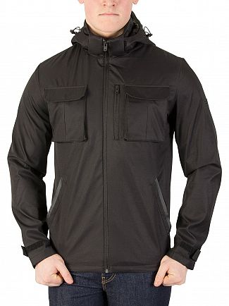 Jack & Jones Black Weel Jacket
