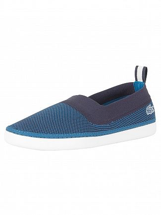 Lacoste Dark Blue/Navy L.Ydro 118 1 CAM Trainers