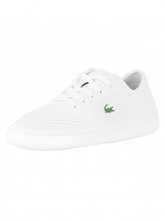 Lacoste White/White L.Ydro Lace 118 1 CAM Trainers