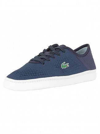 Lacoste Navy/White L.Ydro Lace 118 1 CAM Trainers