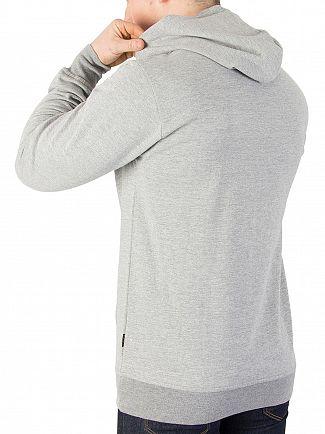 Nicce London Grey Original Hoodie