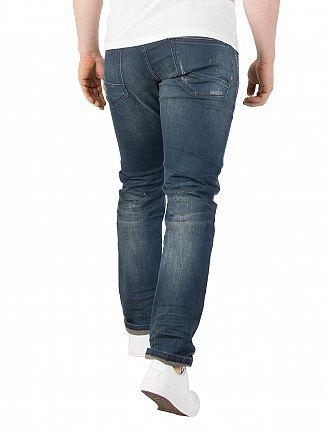 Scotch & Soda Japan To The Dam Ralston Slim Fit Jeans